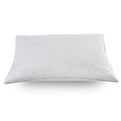 wesley mancini side sleeper goose down jumbo pillow
