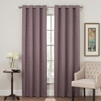 Profile 108-Inch Grommet Top Window Curtain Panel in Amethyst