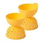 OXO Good Grips® Egg Poaching Set in Yellow (Set of 2)