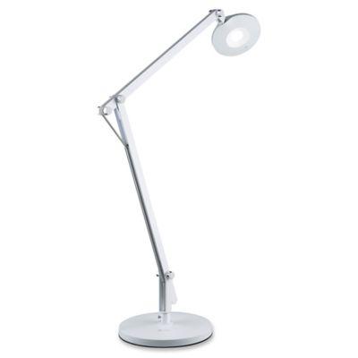 OttLite® Crane LED Desk Lamp With Clamp In White