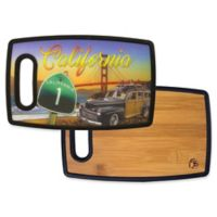 Totally Bamboo® Poly-Boo California Serving & Cutting Board