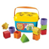 Fisher-Price® Baby's First Blocks