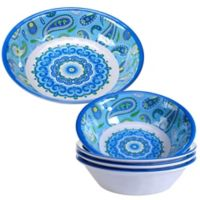 Certified International Boho 5-Piece Salad Set