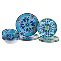 Certified International Grenada 12-Piece Dinnerware Set