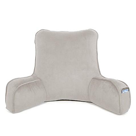 Therapedic 174 Oversized Foam Backrest Bed Bath Amp Beyond