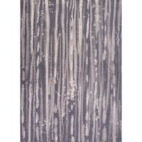 KAS Retreat Visions 2-Foot 2-Inch x 3-Foot 8-Inch Accent Rug in Charcoal