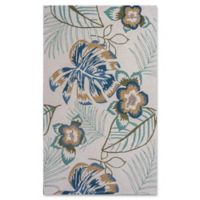 KAS Coral Maui 5-Foot x 7-Foot 6-Inch Area Rug in Ivory