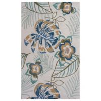 KAS Coral Maui 8-Foot x 10-Foot 6-Inch Area Rug in Ivory