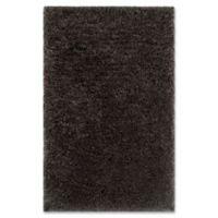 Safavieh Supreme 3-Foot x 5-Foot Shag Area Rug in Dark Grey