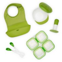 OXO Tot® Mealtime Starter Set in Green