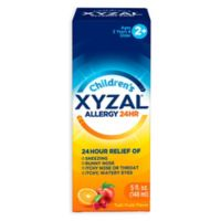 Children's Xyzal® Allergy 5 fl. oz. 24HR Oral Solution in Tutti Frutti
