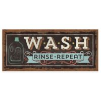 """Premium Comfort by Weather Guard™ 22-Inch x 52-Inch """"Wash, Rinse, Repeat"""" Runner"""