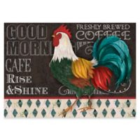 Premium Comfort by Weather Guard™ 22-Inch x 31-Inch Blackboard Rooster Comfort Mat