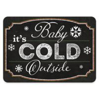 Premium Comfort By Weather Guard™ 22-Inch x 31-Inch Cold Outside Blackboard Mat