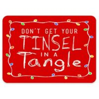 Premium Comfort by Weather Guard™ 22-Inch x 31-Inch Tinsel in a Tangle Comfort Mat