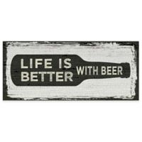Premium Comfort By Weather Guard™ 22-Inch x 52-Inch Beer Sign Runner