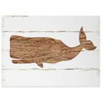 Premium Comfort by Weather Guard™ 22-Inch x 31-Inch Driftwood Whale Comfort Mat