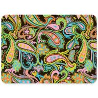 The Softer Side By Weather Guard™ 23-Inch x 36-Inch Paisley Mat