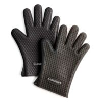Cuisinart® Heat-Resistant Silicone Gloves (Set of 2)