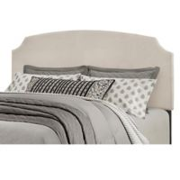 Hillsdale Furniture Desi King Headboard with Frame in Fog