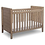 Serta® Cali 4-in-1 Convertible Crib in Rustic Driftwood