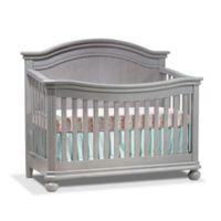 Sorelle Finley 4-in-1 Convertible Crib in Stone Grey