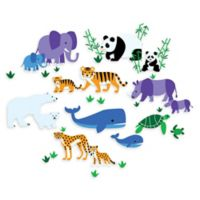 Wallies® Olive Kids™ Animals Wall Decal Set