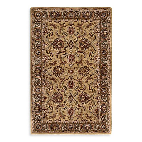 India House Gold Rug Bed Bath & Beyond