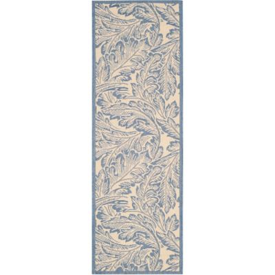 Safavieh Autumn Leaves 2 Foot 3 Inch X 6 Foot 7 Inch