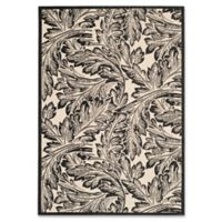Safavieh Autumn Leaves 5-Foot 3-Inch x 7-Foot 7-Inch Indoor/Outdoor Area Rug in Sand