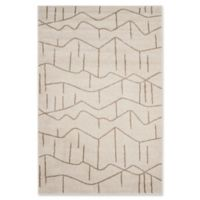 Safavieh Amherst Vinery 4-Foot x 6-Foot Area Rug in Ivory/Grey