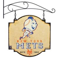 MLB New York Mets Tavern Sign
