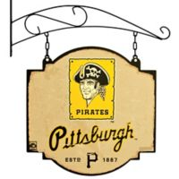 MLB Pittsburgh Pirates Tavern Sign
