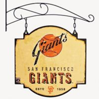 MLB San Francisco Giants Tavern Sign
