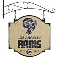 NFL Los Angeles Rams Tavern Sign