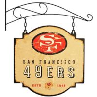 NFL San Francisco 49ers Tavern Sign