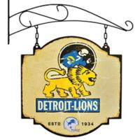 NFL Detroit Tigers Tavern Sign
