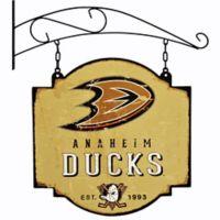NHL Anaheim Ducks Tavern Sign
