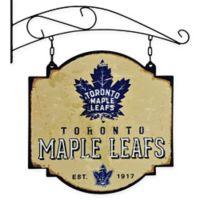 NHL Toronto Maple Leafs Tavern Sign