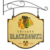 NHL Chicago Blackhawks Tavern Sign