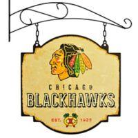 NHL Chicago Blackhawks Tavern Sign