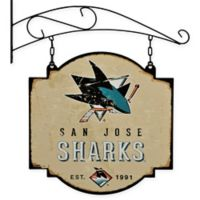 NHL San Jose Sharks Tavern Sign