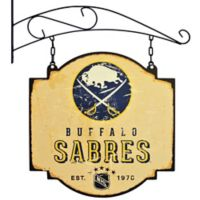 NHL Buffalo Sabres Tavern Sign