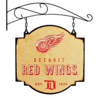 NHL Detroit Red Wings Tavern Sign