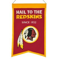 NFL Washington Redskins Franchise Banner