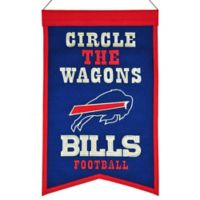NFL Buffalo Bills Franchise Banner