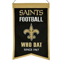 NFL New Orleans Saints Franchise Banner