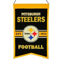 NFL Pittsburgh Steelers Franchise Banner