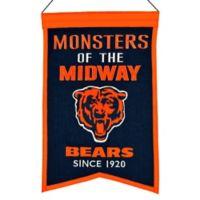 NFL Chicago Bears Franchise Banner