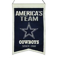 NFL Dallas Cowboys Franchise Banner